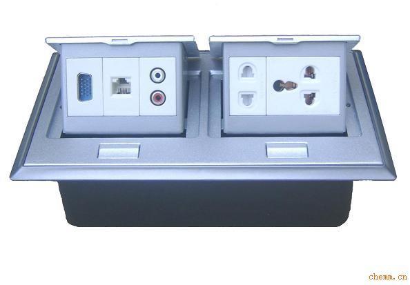 多功能桌面插座_多功能桌面插座,屏风插座,接线盒,机柜插座 - 化工机械网
