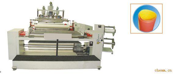 关键词:流延机 薄膜生产线 流延薄膜 塑料机械-五层流延膜生产线