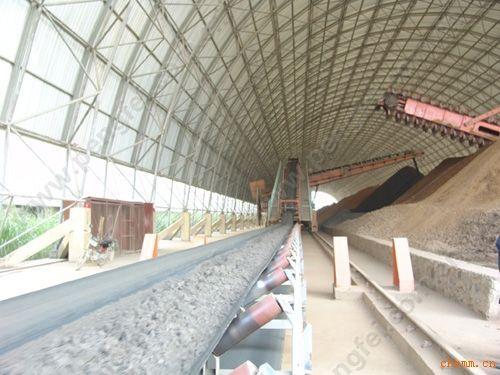 belt conveyor 带式输送机