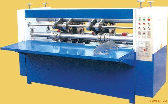 产品关键词:压痕机  纸箱设备  纸箱机械  纸箱包装机械