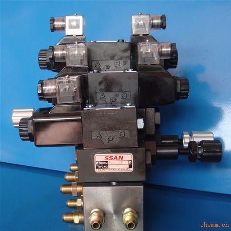 台湾液压阀油泵油表 台湾叠加阀电磁阀图片