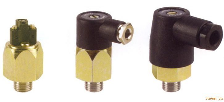 触点可切换型602 604系列,常开 常闭一体,单刀双掷,多个压力档可选,(0.2-2,1-10,5-10,2-20,10-100,20-200bar),隔膜式 活塞式可选,最高耐压达600bar,高精度2-5%,寿命长,防护等级:IP65,高达200次/分的切换频率。可替换SUCO 0140 0141 0170 0171 0180 0181 0184 0185等系列,可选螺纹:G1/4,M12*1.
