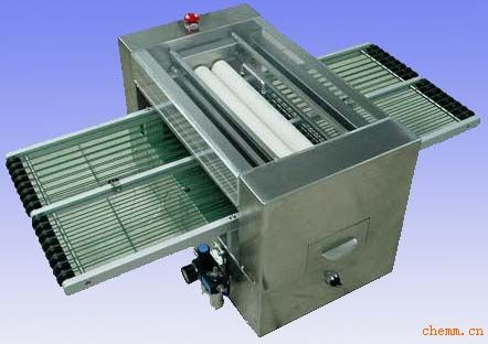 薄膜薄开关刚性电路板印前双面除静电除尘机