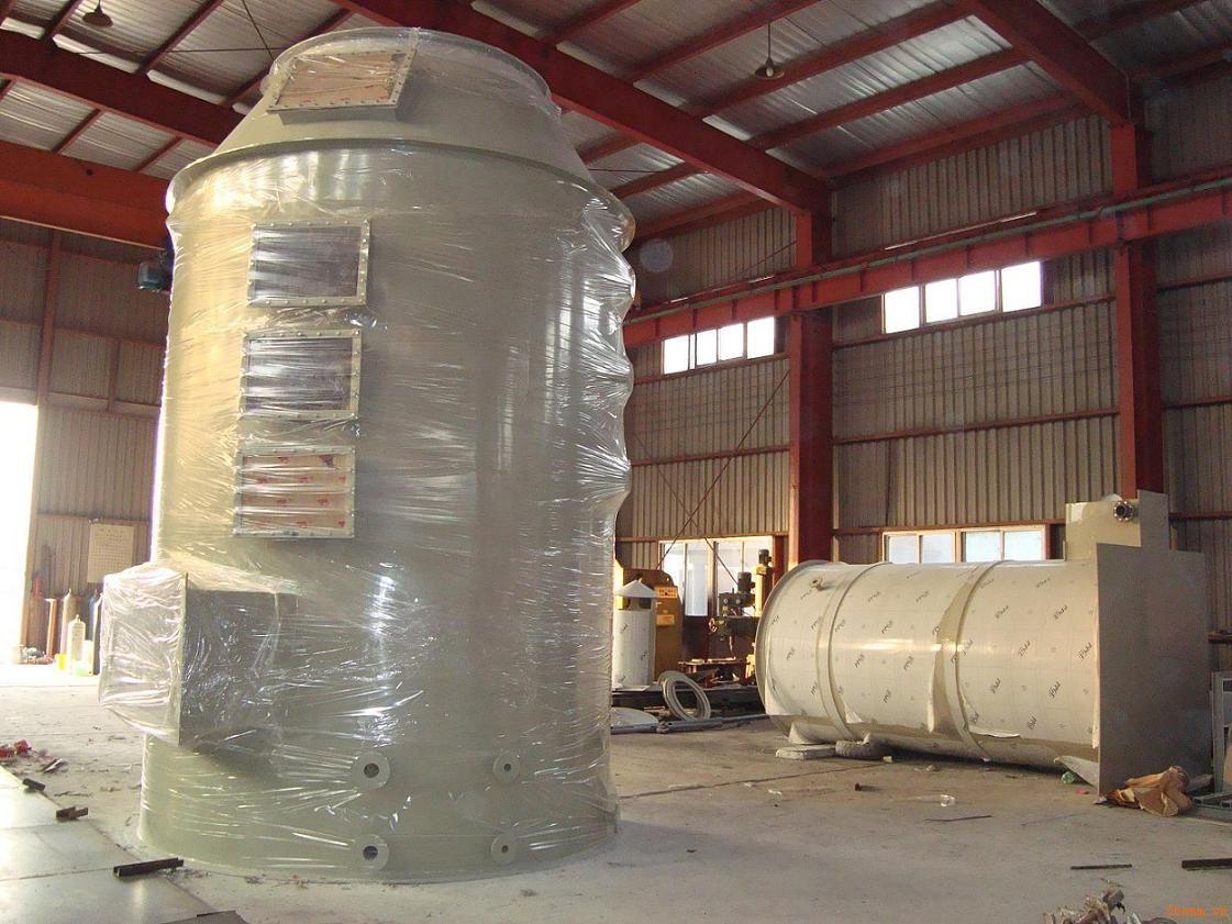 废气洗涤塔(酸碱废气,脱硫废气