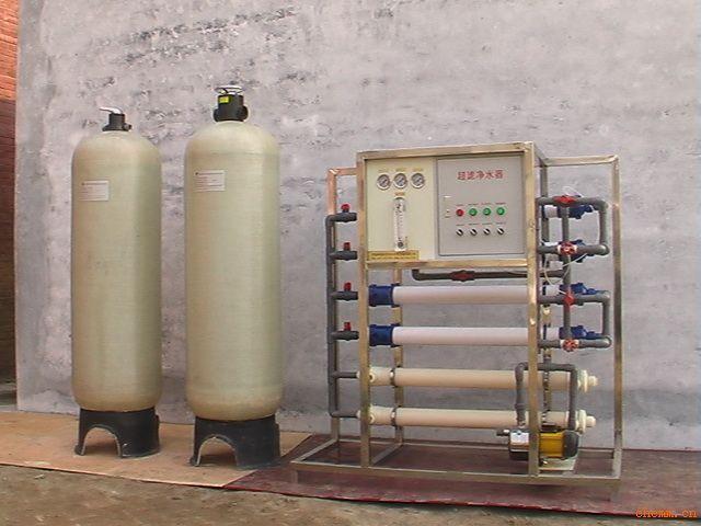 矿泉水山泉水设备由原水预处理