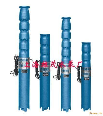 qj型深井潜水泵 深井泵