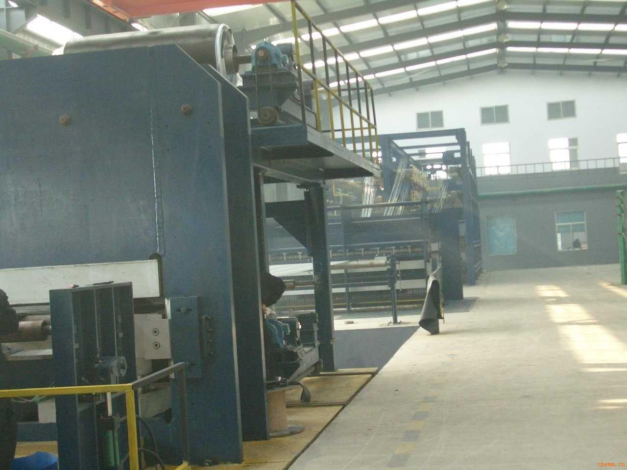 钢丝绳输送带生产线辅机