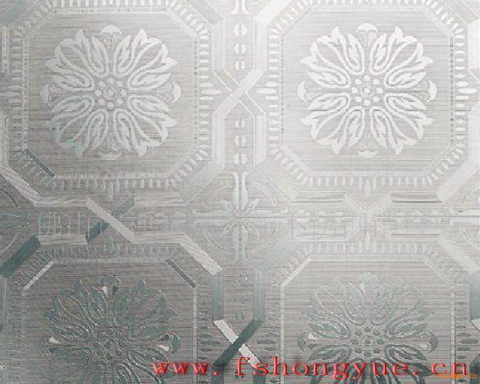 产品关键词:不锈钢压花板  不锈钢蚀刻板  不锈钢钛金板  304不锈钢板