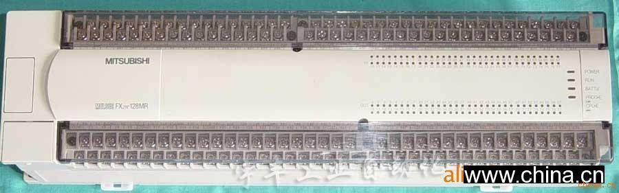 FX2N系列 FX2n系列是FX系列PLC家族中最先进的系列 FX2n系列小型、高速、高性能,是FX系列是最先进的超级微型PLC。除了具有输入输出16~256点的一般用途,还有模拟量控制、定位控制等特殊控制。 FX2N-128MR-001FX2N-80MR-001FX2N-64MR-001FX2N-48MR-001FX2N32MR-001FX2N-16MR-001 FX2N-128MT-001FX2N-80MT-001FX2N-64MT-001FX2N-48MT-001FX2N32MT-001FX2N-1