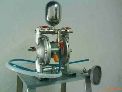 产品关键词:双隔膜泵浦图片