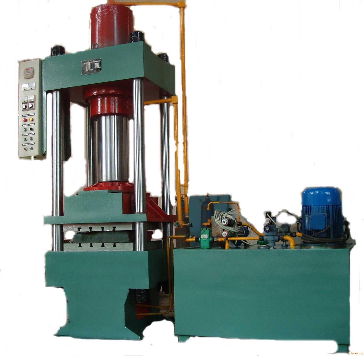 万能液压机 新型液压机图片