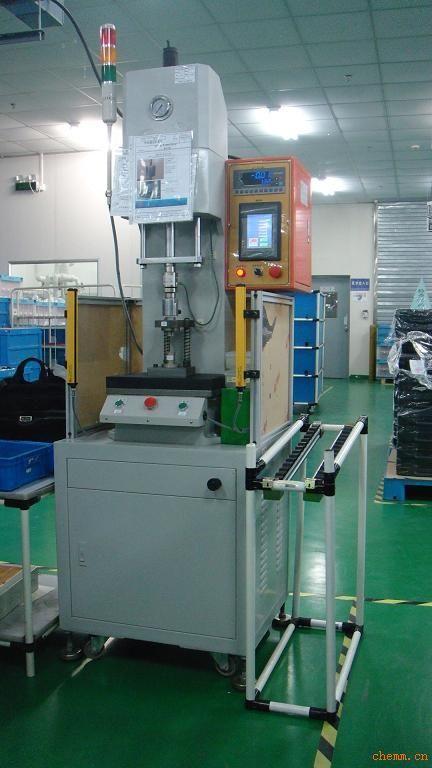 电机轴承压入机/小型数控油压机/力位移压入液压机