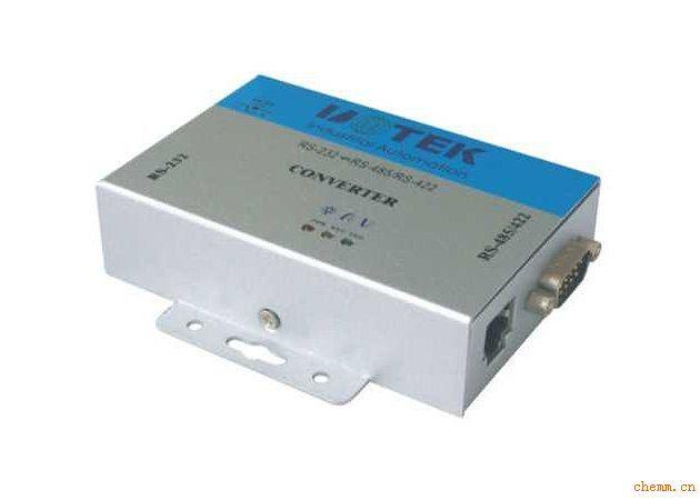 产品名称: UT-308 RS-232转RS-485/422串口加密转换器 产品描述:  兼容RS-232、RS-485 TIA/EIA标准  自动发送/接收数据,无需外部的流量控制信号(RTS),真正的三线(TXD.RXD.GND)制通信  内置软件串口加密锁功能  软件设置串口波特率参数  加密锁通信速率:1200BPS-19.2KBPS  接口通信速率:300BPS-115.