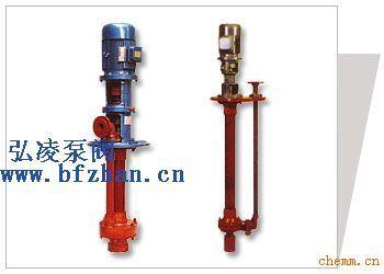 液下泵型号:WSY、FSY型玻璃钢液下泵