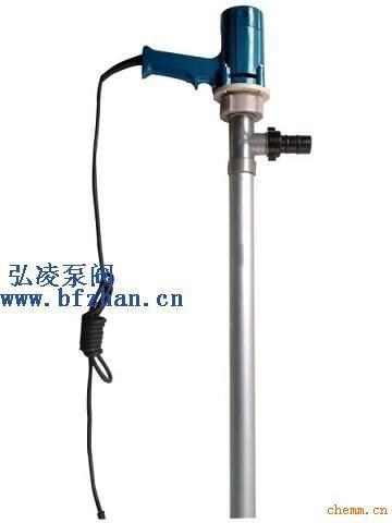 液下泵型号:SB系列电动抽液泵插桶泵电动油桶泵