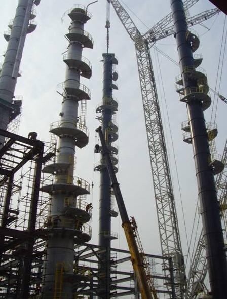 甲醇洗涤塔,硫化氢浓缩塔