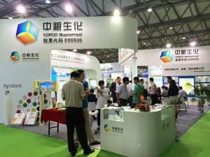 2015上海淀粉及淀粉衍生物展会掠影